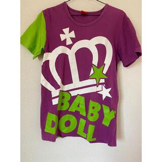 ベビードール(BABYDOLL)のBABYDOLL Tシャツ(Tシャツ(半袖/袖なし))