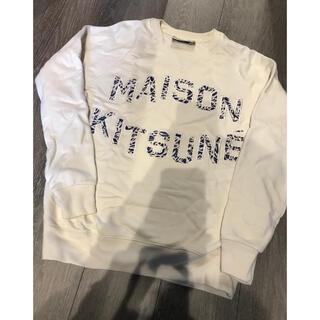 メゾンキツネ(MAISON KITSUNE')の破格(トレーナー/スウェット)