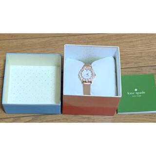 ケイトスペードニューヨーク(kate spade new york)のケイトスペード 腕時計 時計 Kate Spade ゴールド キラキラ(腕時計)