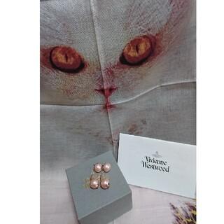 Vivienne Westwood - ヴィヴィアンウエストウッドピンクパールピアス