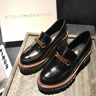 ステラマッカートニー(Stella McCartney)の☆大人気☆  Stella Mccartney 革靴 シューズ 厚底 正規品 2(ローファー/革靴)