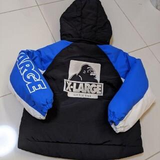 エクストララージ(XLARGE)のエクストララージキッズ アウター 中綿ジャケット ブルゾン(ジャケット/上着)