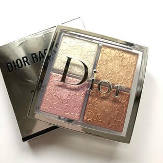 Dior - 【期間限定出品 DIOR】ディオールバックステージ フェイスグロウパレット001