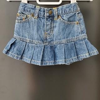 ラルフローレン(Ralph Lauren)のRalph Lauren デニムスカート 80(スカート)