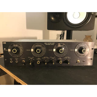 Urei 565 filter set EQ(エフェクター)