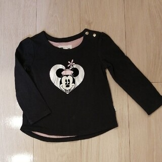 ベビーギャップ(babyGAP)のbabyGAP ディズニー ダブルニットトップス ロンT 95(Tシャツ/カットソー)