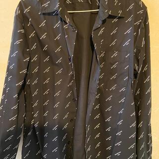Balenciaga - バレンシアガ岩田剛典総ロゴ海外限定XS36サイズ