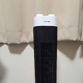 アイリスオーヤマ(アイリスオーヤマ)の【11/27迄】IRIS TWF-M73 タワーファン(扇風機)