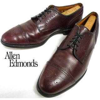 アレンエドモンズ(Allen Edmonds)のアレンエドモンズSanford ストレートチップシューズ28cm(ドレス/ビジネス)