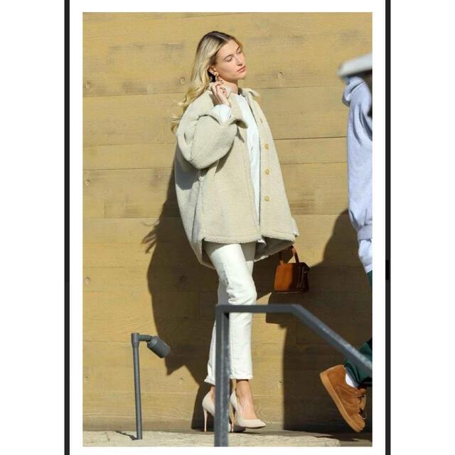 UNIQLO(ユニクロ)のユニクロユー ボアフリースショートコート Lサイズ レディースのジャケット/アウター(その他)の商品写真