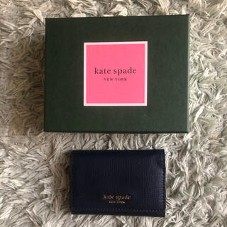ケイトスペードニューヨーク(kate spade new york)のKate spade キーケース 箱付き(キーケース)