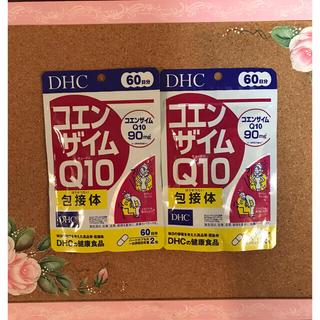 ディーエイチシー(DHC)のDHC コエンザイムQ10 包接体 ✦ 60日分×2袋(その他)