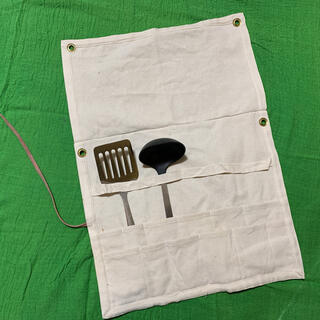 テンマクデザイン  キッチンツールロールケース(調理器具)