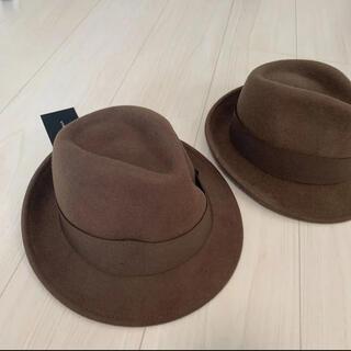 ザラ(ZARA)のハット 帽子 ZARA  新品(ハット)