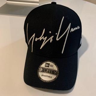 Yohji Yamamoto - Yohji Yamamoto × New Era キャップ