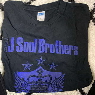 三代目 J Soul Brothers - 3代目 ライブ Tシャツ
