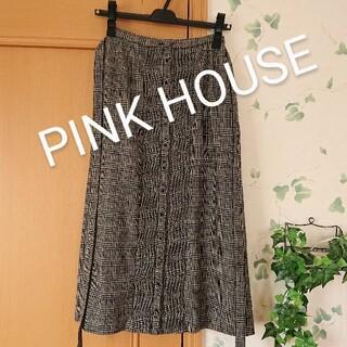 PINK HOUSE - ピンクハウス ロングスカート