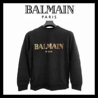バルマン(BALMAIN)の【再入荷】 BALMAIN スウェット プルオーバー トレーナー L 8254(スウェット)