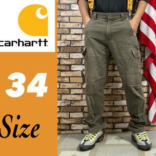 カーハート(carhartt)のカーハート  カーゴパンツ 34サイズ2145(ワークパンツ/カーゴパンツ)