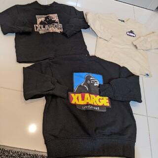 エクストララージ(XLARGE)のエクストララージキッズ セット(Tシャツ/カットソー)
