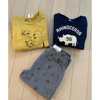 サマンサモスモス(SM2)の新品 サマンサモスモス 95 男の子 (Tシャツ/カットソー)