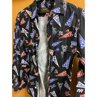 キャリー(CALEE)のCalee 2013 Spring Allover pattern Shirt(シャツ)