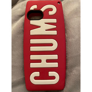 チャムス(CHUMS)のiphone7/8ケース(iPhoneケース)
