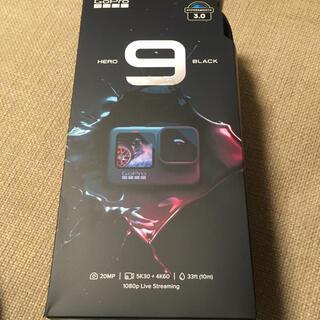 GoPro -  GoPro HERO9 BLACK 新品未開封品 国内正規品