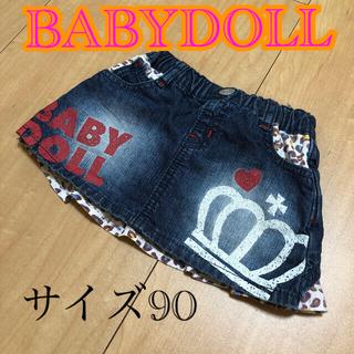 ベビードール(BABYDOLL)のBABYDOLL スカート (スカート)