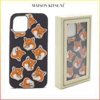 メゾンキツネ(MAISON KITSUNE')の⭐️最安値⭐️ メゾンキツネ iPhoneケース11pro(iPhoneケース)