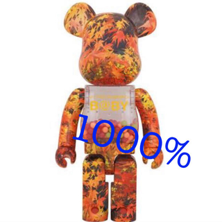 MY FIRST BE@RBRICK B@BY × AUTUMN LEAVES(その他)