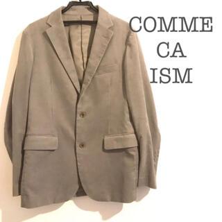 コムサイズム(COMME CA ISM)のコムサ コーデュロイジャケット(テーラードジャケット)