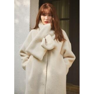 スナイデル(snidel)のFaux Fur Reversible Coat(毛皮/ファーコート)
