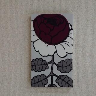 marimekko - ファブリックパネル マリメッコ紫花柄