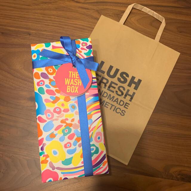 LUSH(ラッシュ)のLUSH ギフトセット🎁 コスメ/美容のボディケア(ボディソープ/石鹸)の商品写真