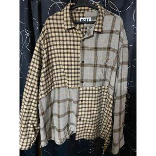 BEAMS - BoTT Box Flannel Shirt XL