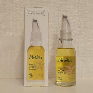 メルヴィータ(Melvita)のメルヴィータアルガンオイル(フェイスオイル/バーム)