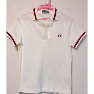フレッドペリー(FRED PERRY)のフレッドペリーポロシャツ レディース Sサイズ(ポロシャツ)