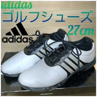 adidas - adidas ゴルフシューズ 27cm