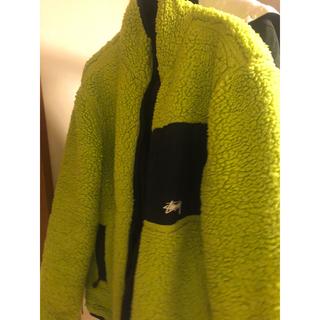 ステューシー(STUSSY)のStussy Reversible Micro Fleece (ナイロンジャケット)