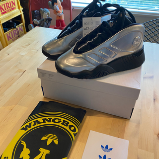 アディダス(adidas)の【新品未使用】Alexander wang adidas スニーカー 23.5(スニーカー)