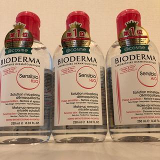 ビオデルマ(BIODERMA)のビオデルマ クレンジングウォーター 6本セット(クレンジング/メイク落とし)