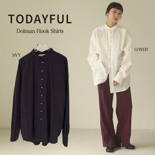 TODAYFUL - 今季新作 着回し TODAYFUL Dolman Hook Shirts