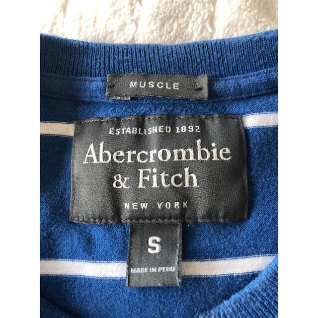 Abercrombie&Fitch(アバクロンビーアンドフィッチ)のAbercrombie & Fitch  Tシャツ メンズのトップス(Tシャツ/カットソー(半袖/袖なし))の商品写真