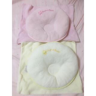 ニシカワ(西川)の【2点セット】ベビー枕 西川産業 ドーナツ枕  4-12ヶ月(枕)