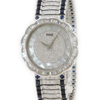 ピアジェ(PIAGET)のピアジェ   9025D2 手巻き レディース 腕時計(腕時計)