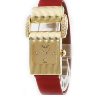 ピアジェ(PIAGET)のピアジェ  ミスプロトコール 5222 クオーツ レディース 腕時計(腕時計)