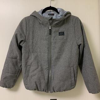 フタフタ(futafuta)の中綿フードジャンパー 140サイズ(ジャケット/上着)