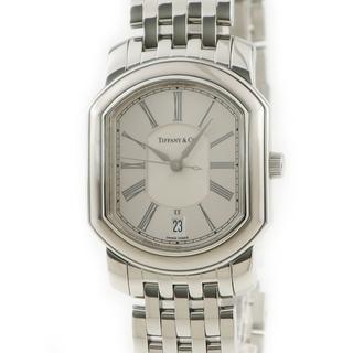 Tiffany & Co. - ティファニー  マーククーペ D470.422 自動巻き メンズ 腕時計