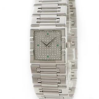 ピアジェ(PIAGET)のピアジェ  ダンサー 91317K81 手巻き レディース 腕時計(腕時計)